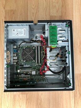 Настольные компьютеры - LGA 1155 HP 8200 Elite MT (Без CPU, HDD, RAM), 0