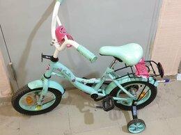 Велосипеды - Детский велосипед  бу 12 диаметр, возраст 3-5 лет, 0