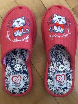 Домашняя обувь - Тапочки Lucky Land новые, 0
