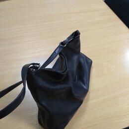 Сумки - Кожаная сумка, 0