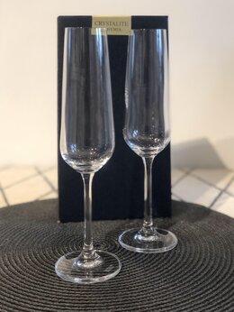 Бокалы и стаканы - Bohemia Бокалы под шампанское, 0