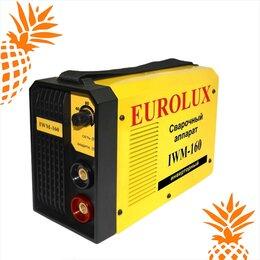 Сварочные аппараты - Сварочный аппарат инверторного типа Eurolux…, 0
