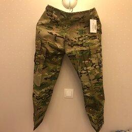 Одежда и обувь - Камуфляж мультикам ECWCS Брюки гортекс мембрана Level 6 GEN III, 0