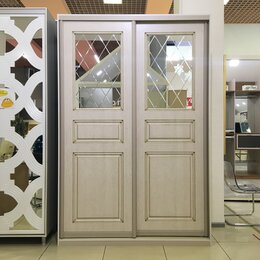 """Межкомнатные двери - Шкаф-купе """"Классический"""" Komandor, 0"""