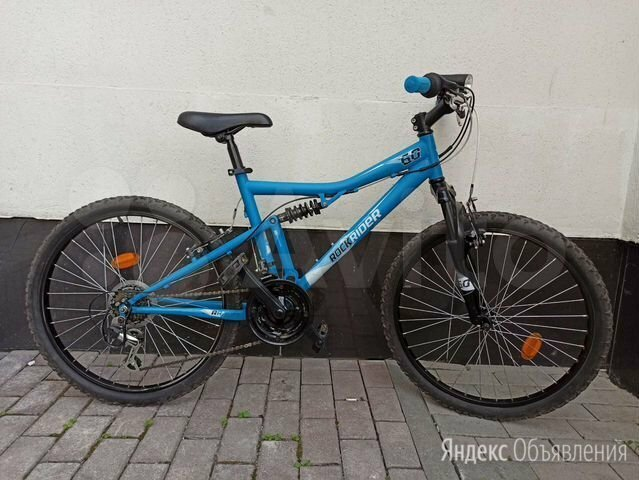 Продаю велосипед Rockrider по цене 9300₽ - Велосипеды, фото 0