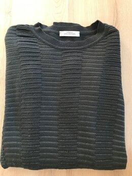 Свитеры и кардиганы - Versace collection оригинал свитер джемпер б/у xxL, 0