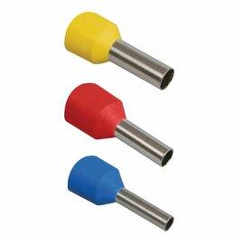 Наборы электроинструмента - Наконечник-гильза Е1012 10мм2 с изолированным…, 0