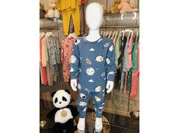 """Домашняя одежда - Пижамный комплект детский """"sheep moon"""" розовый, 0"""