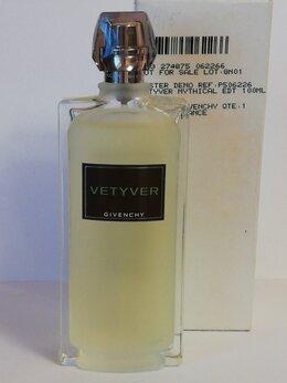 Парфюмерия - GIVENCHY EAU DE VETYVER EDT 100 ml ТЕСТЕР ОРИГИНАЛ, 0
