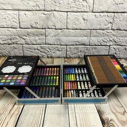 """Рисование - Чемоданчик """"Набор юного художника"""" 145 предметов, 0"""