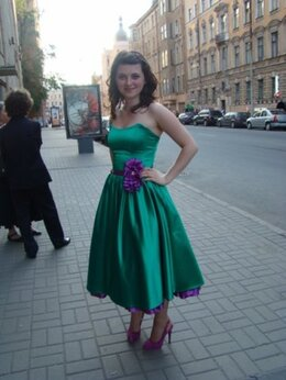 Платья - Вечернее платье на праздник или девичник, 0