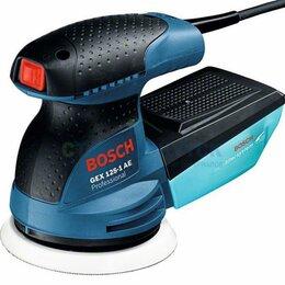 Шлифовальные машины - Эксцентриковая шлифмашина Bosch GEX 125-1 AE…, 0