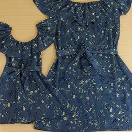 Платья - Платье для мамы и дочки, 0