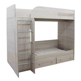 Кровати - Кровать двухъярусная Катюша-1, 0