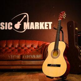 Акустические и классические гитары - Детская Гитара 3/4 TERRIS TC-3801A NA, 0