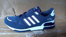 Кроссовки и кеды - Кроссовки Adidas ZX 750 синие , 0