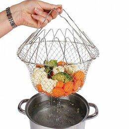 Аксессуары для готовки - Складная решетка Шеф Баскет, 0
