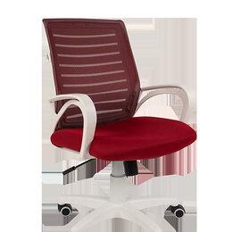 Компьютерные кресла - Кресло РК-16 белый пластик , 0