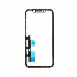 Дисплеи и тачскрины - Тачскрин для Apple iPhone XR в рамке оригинал, 0