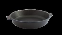 Сковороды и сотейники - Сковорода с двумя ушками (камская посуда), у4040, 0