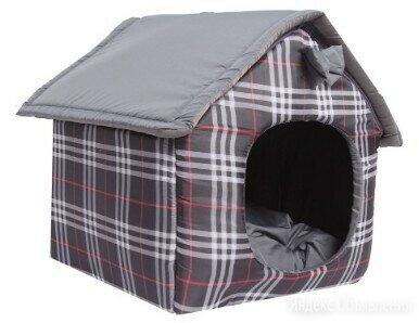 домик мягкий для собак и кошек Lion Manufactory(M) по цене 800₽ - Лежаки, домики, спальные места, фото 0