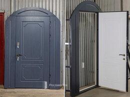 Входные двери - Дверь входная парадная арочная под ваш размер, 0