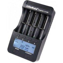 Зарядные устройства и адаптеры питания - Умное зарядное устройство LiitoKala Engineer Lii-5, 0