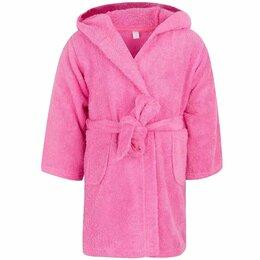 Домашняя одежда - Халат детский махровый ЭЛИТ с капюшоном…, 0
