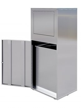 Прочее оборудование - Бак мусорный для кафе  Артикул:  694214.001 , 0