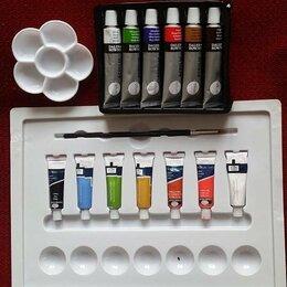 Рисование - Краска daler rowney acrylic 12 мл 6 цветов, 0