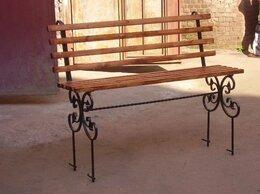 Скамейки - Кованые и сварные металлические скамейки (лавки)…, 0