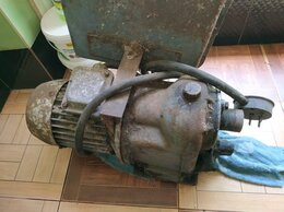 Производственно-техническое оборудование - Электродвигатель с редуктором, 0