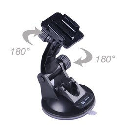 Аксессуары для экшн-камер - Присоска для GoPro, 0