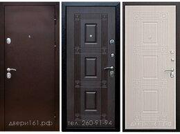 Входные двери - Входная дверь Леда 3 контура 10см. Венге, Сандал., 0