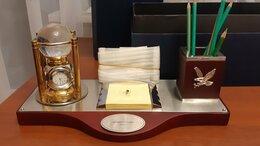 Подарочные наборы - Бизнес-аксессуар (набор для офиса), 0