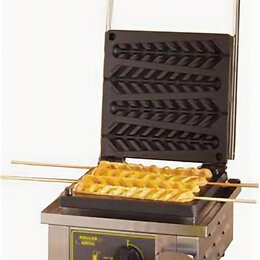 Сэндвичницы и приборы для выпечки - Вафельница Roller Grill GES 23, 0