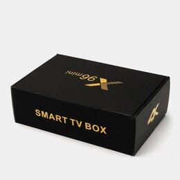 ТВ-приставки и медиаплееры - ТВ-приставка Android Box X96 mini, 0