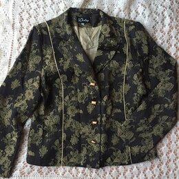 Пиджаки - Женский пиджак 44-46, 0