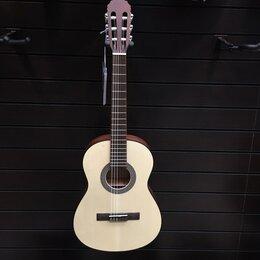 Акустические и классические гитары - PC90 Классическая гитара 4/4 с чехлом, Parkwood, 0