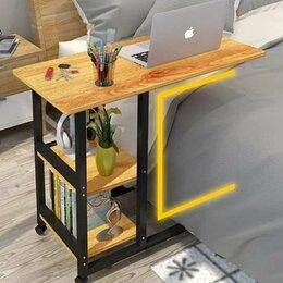 Столы и столики - Столик прикроватный с полками В-22, 0