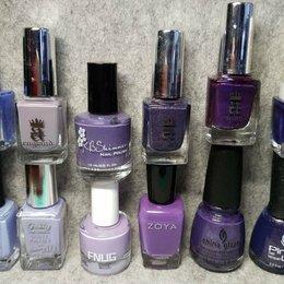 Лак для ногтей - Лаки из личной коллекции Puple/Violet/Taup, 0