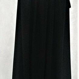 Ткани - Ткань костюмная, черная, 0