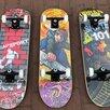 Скейтборд Explore GRINDER амортизаторы, свет.колеса, 9 слоев по цене 1899₽ - Скейтборды и лонгборды, фото 1
