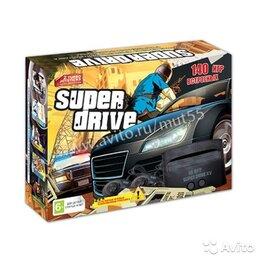 Ретро-консоли и электронные игры - Sega Super Drive GTA V 140 встроенных игр, 0