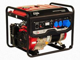 Электрогенераторы - Генератор бензиновый Elitech СГБ 8000Р, 0