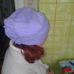 Головные уборы - шапочки женские из флиса, 0