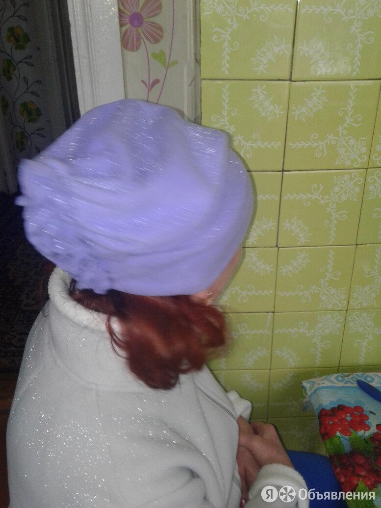шапочки женские из флиса по цене 350₽ - Головные уборы, фото 0