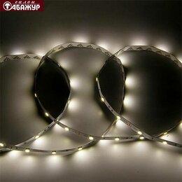 Светодиодные ленты - Светодиодная лента 12V 60LED 4,8W нейтральный свет, 0