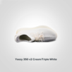 Adidas Yeezy Boost 350 Cream/Triple White(Адидас Изи Буст 350) Оригинал по цене 28000₽ - Кроссовки и кеды, фото 1