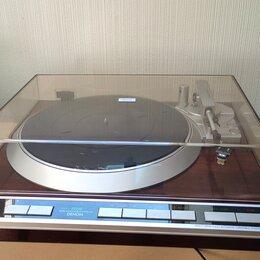 Проигрыватели виниловых дисков - Проигрыватель винила Denon dp-45f, 0